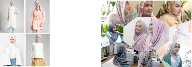 gambar desai busana muslim ria miranda 2016