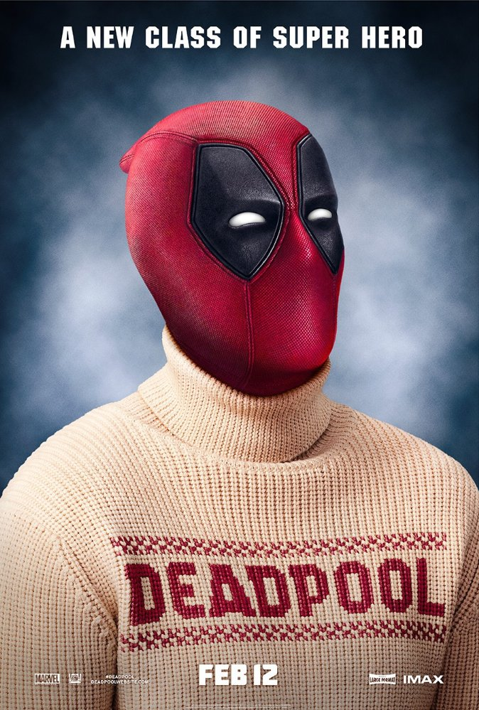 Deadpool 2016 Hollywood 720P BRRip Dual Audio Hindi English Download