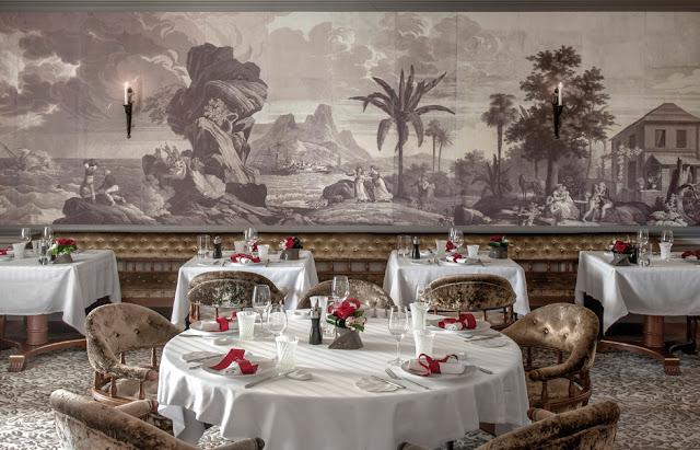 Restaurante Joel Robuchon em Mônaco
