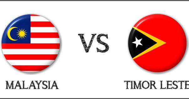 Harga Beli Tiket Online Malaysia Vs Timor Leste 11 Jun