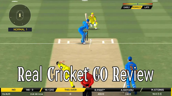 Real Cricket GO Beta Version Launched - MoboGamer Global