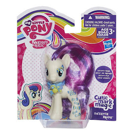 MLP Cutie Mark Magic Single Sweetie Drops Brushable Pony