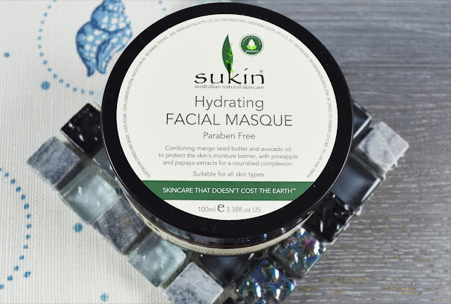 Sukin Hydrating Facial Mask