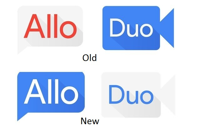 Google Allo And Duo Both Apps Got an Update with New Logo and New Changes