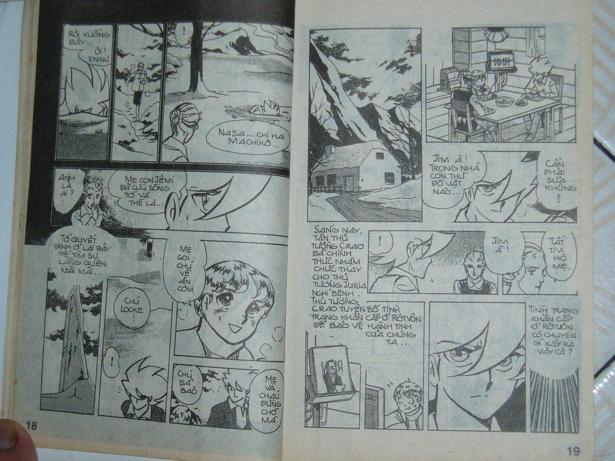 Siêu nhân Locke vol 03 trang 9