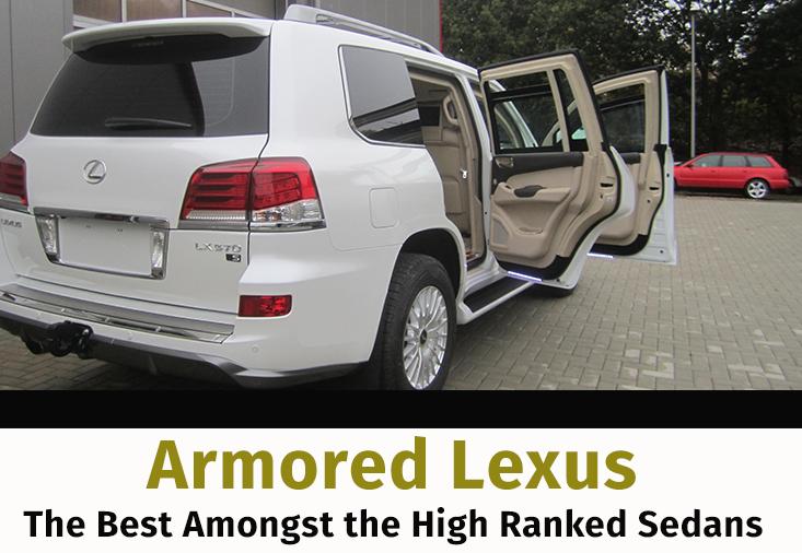 Armored Lexus