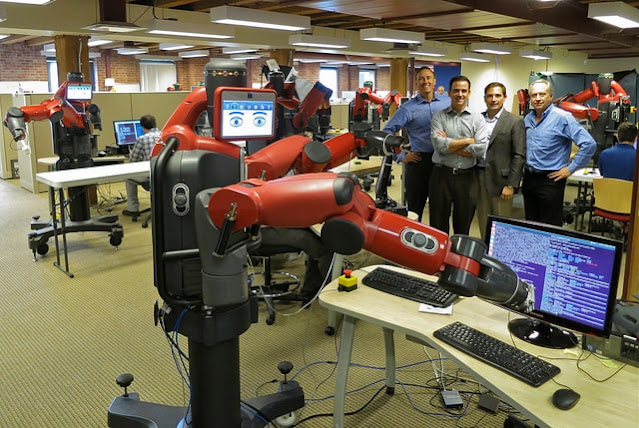 manufacturing technology robotics