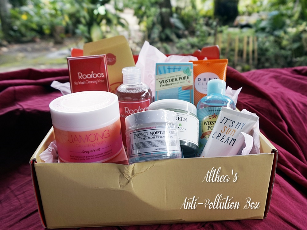 Althea Korea's Anti-Pollution Box