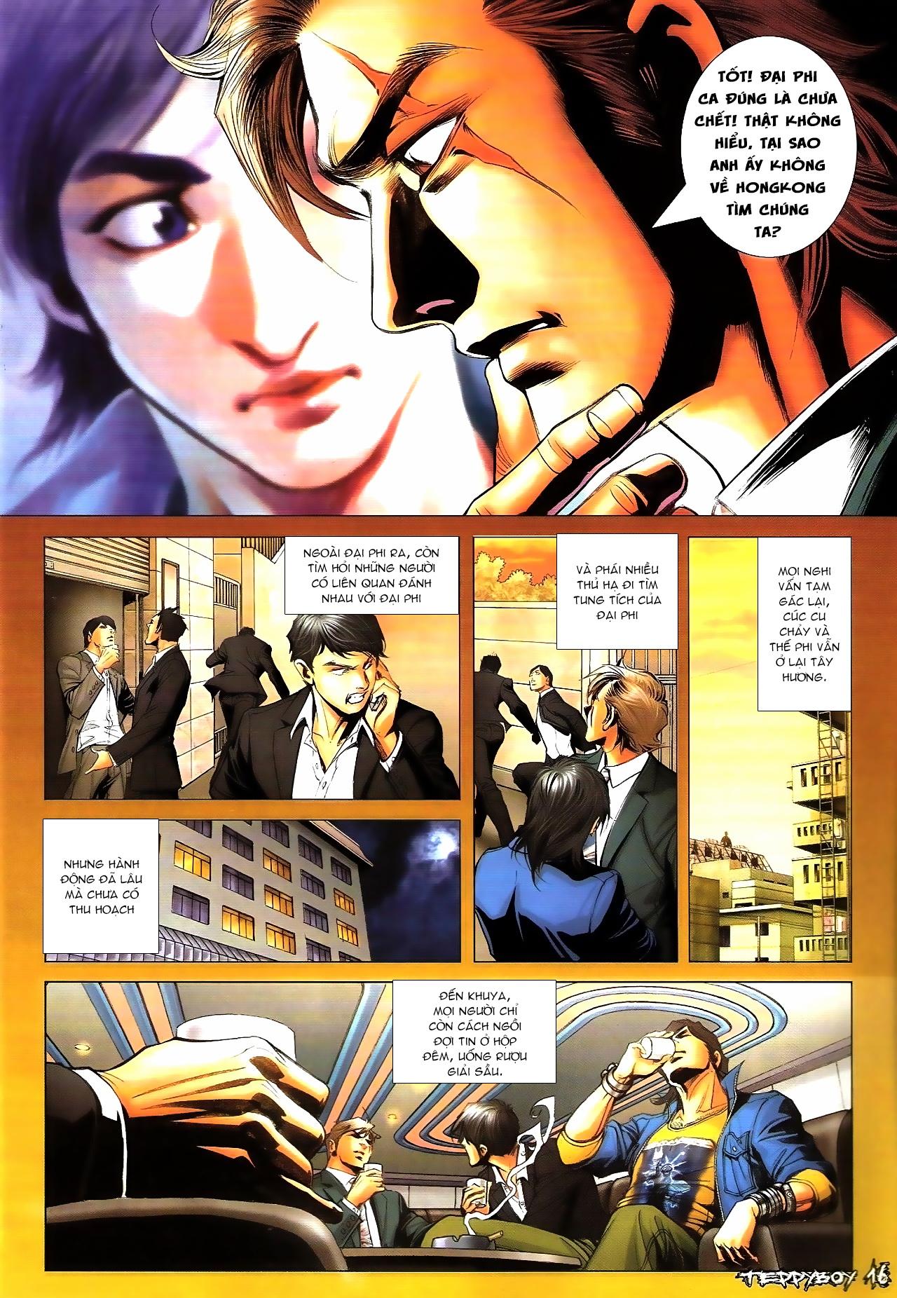 Người Trong Giang Hồ - Chapter 1288: Thần nhân Đại Phạn - Pic 15