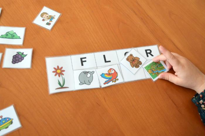 juego lectoescritura conciencia fonológica creatividad inventar historias funcionamiento