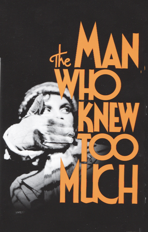 ira joel haber-cinemagebooks: The Man Who Knew Too Much ...
