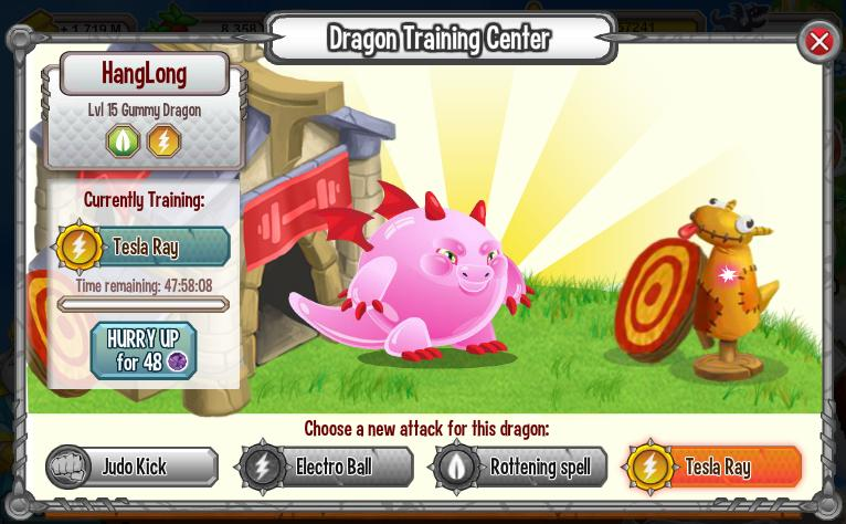 Games Free Top Skill Training Guide In The Game Dragon City