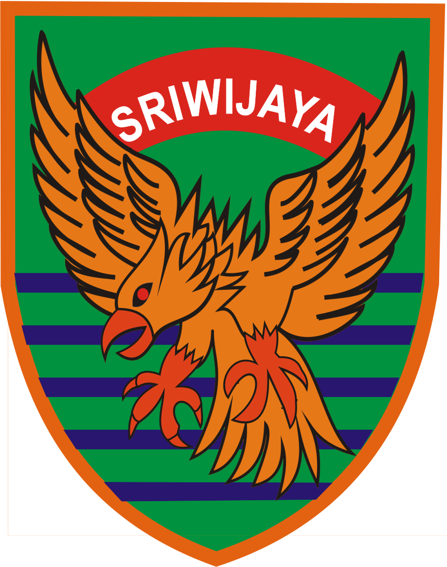 Logo Kodam Sriwijaya  Kumpulan Logo Indonesia