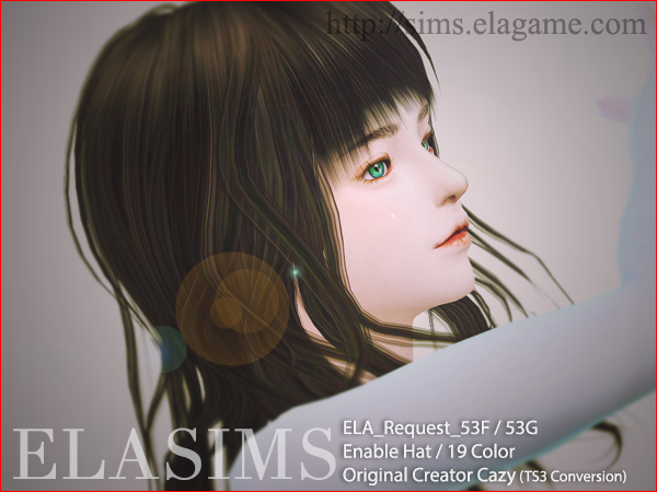 Hair Conversions By Elasims The Sims Mod Download The