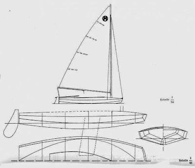 Earwigoagin: Boatbuilding: Update on the Nantais Classic Moth