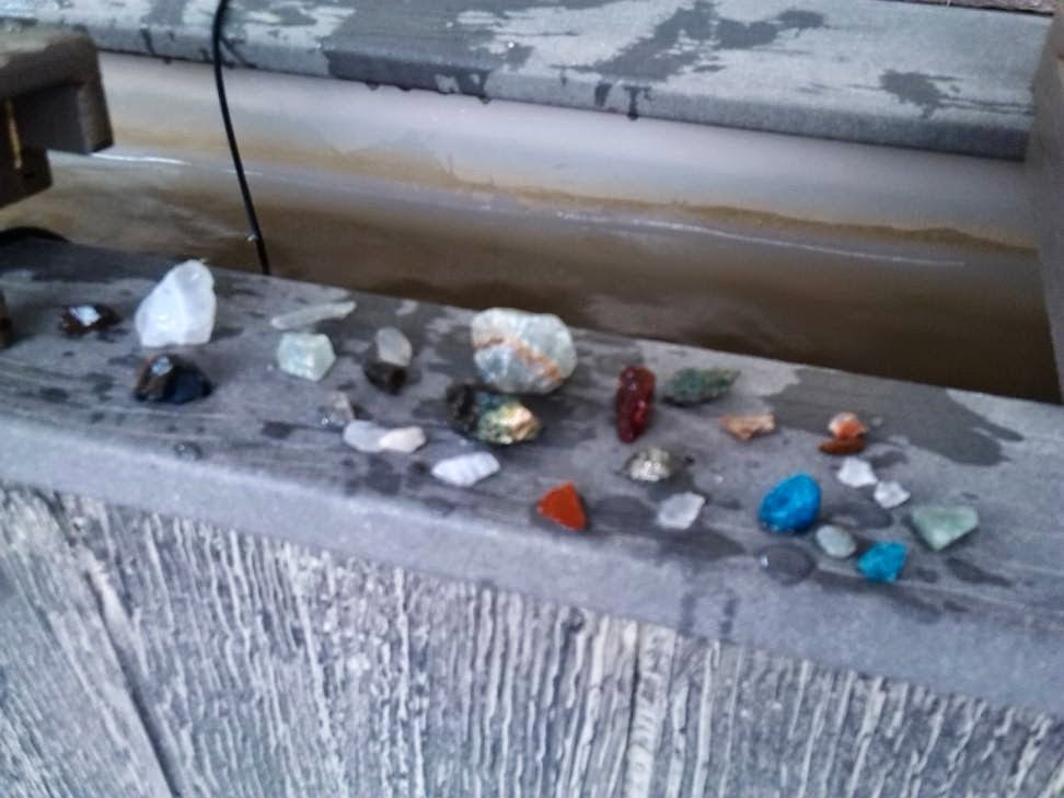 Rock and Mineral Identification.