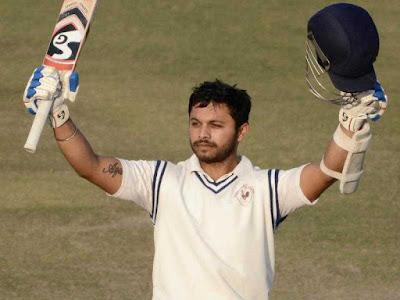 गुजरात के बल्लेबाज समित गोहेल ने तोड़ा 117 साल का पुराना रिकॉर्ड, रणजी ट्रॉफी में खेली नाबाद 359 रन की पारी