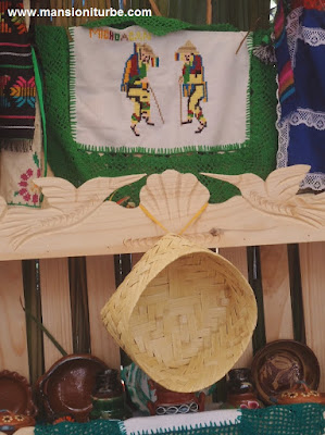 Wooden Furniture from Cuajanjo, Michoacán