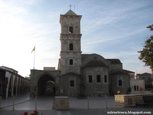 Церковь Святого Лазаря, Ларнака