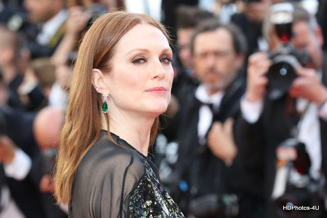 Julianne Moore at Cafe Society Premiere and 69th Cannes Film Festival Opening 2016