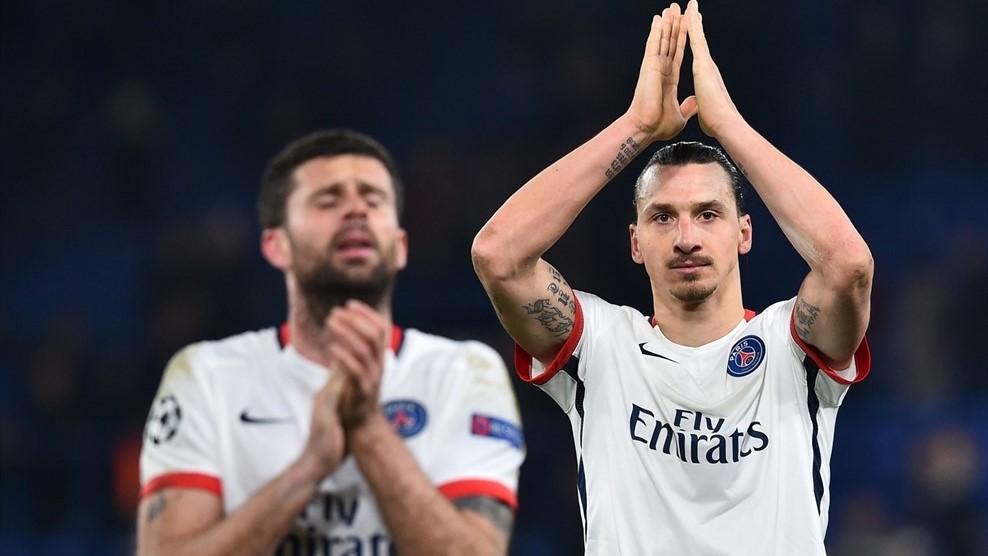 Zlatan Ibrahimovic, jugador del PSG | Ximinia
