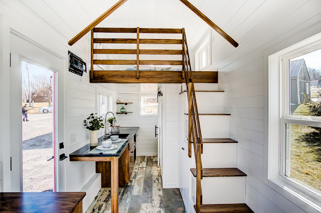 Manteo tiny house from Modern Tiny Living