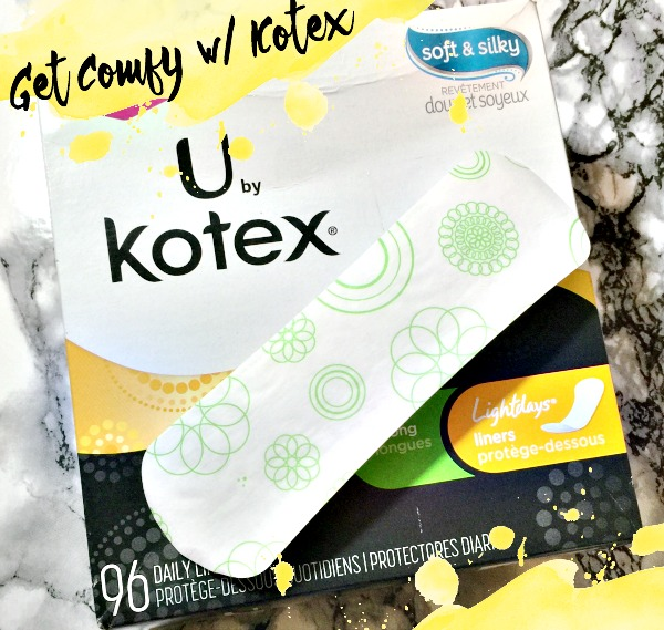 Avoid Uncomfortable Moments with Kotex
