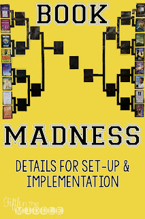 Book Madness: Details for Setup and Implementation