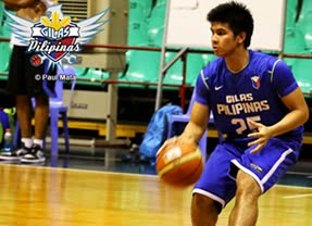 List of Gilas Players Pool for the 2015 SEABA and Sea Games