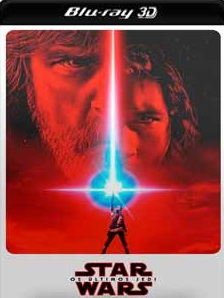 Star Wars – Os Últimos Jedi 2018 – Torrent Download – BluRay 3D Half-SBS 1080p 5.1 Dual Áudio