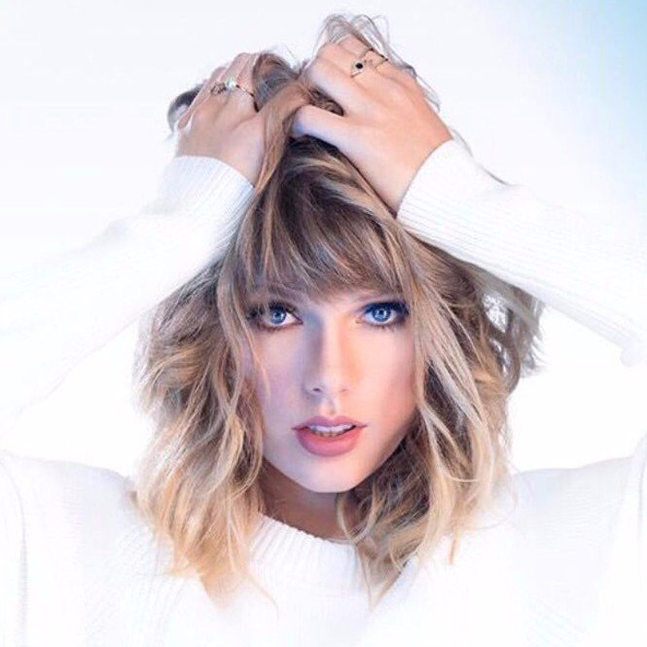 Taylor Swift. Delicate