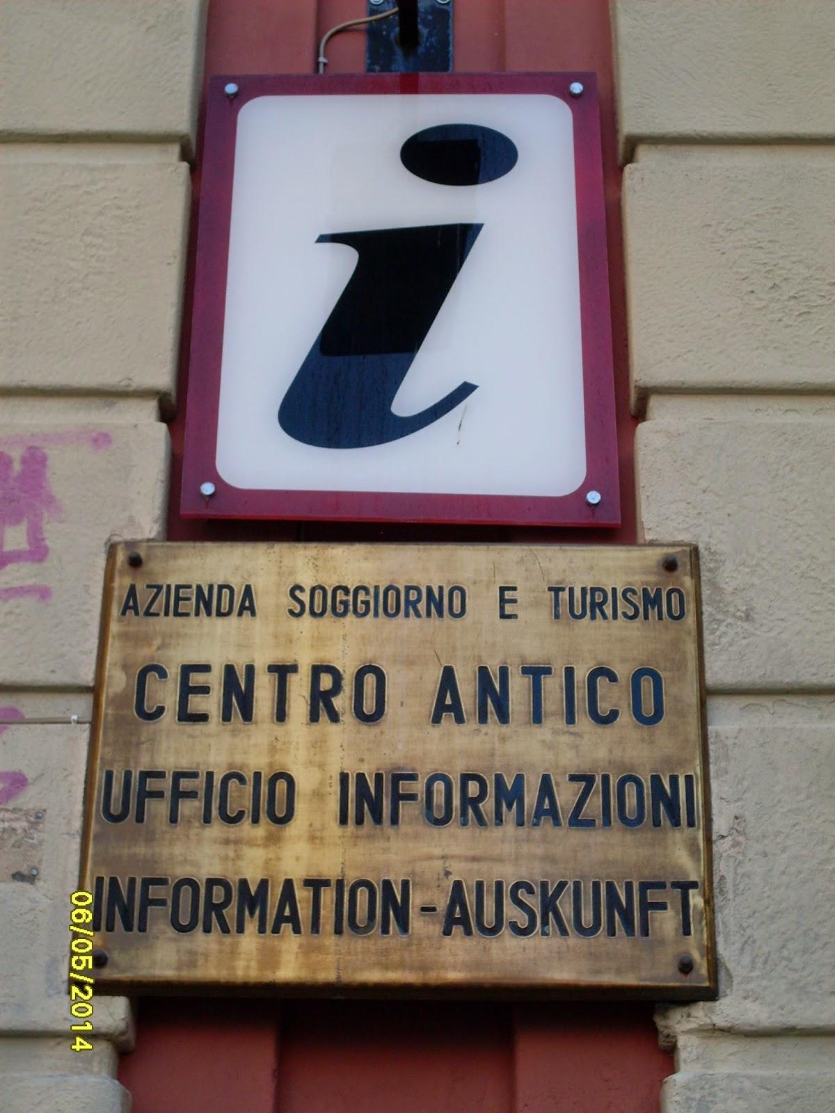 Ufficio Informazioni - foto Paolo Luongo