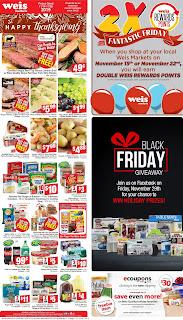 ⭐ Weis Markets Flyer 11/14/19 ⭐ Weis Markets Weekly Ad November 14 2019