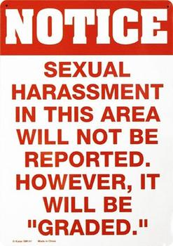 Afscme union rules on sexual harassment