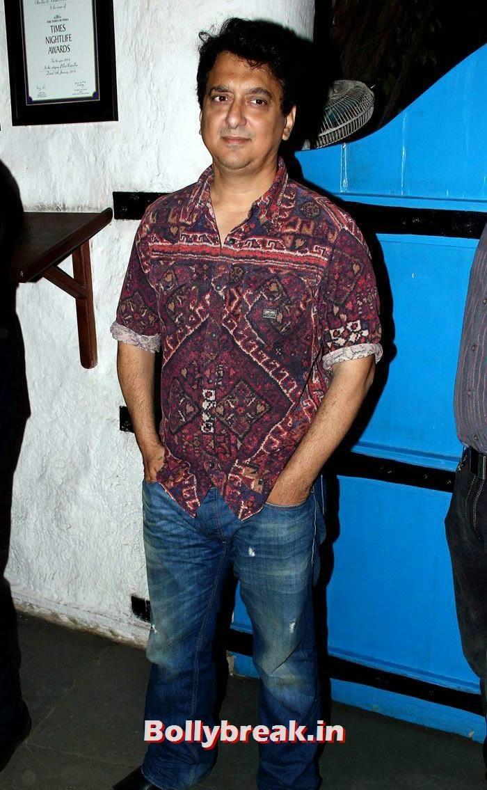 Sajid Nadiadwala, Heropanti Success Party