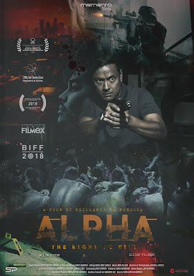 List of cinemas screening Brillante Mendoza's 'Alpha: The Right to Kill' released