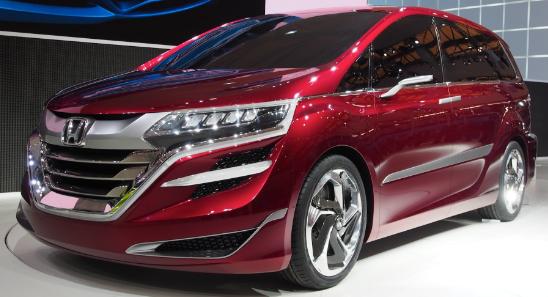 Honda Odyssey 2018 Review