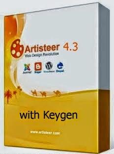 Artisteer 4.3 Full Version + Keygen Crack Patch Free Download