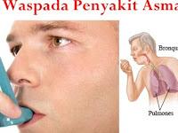 Ramuan untuk penyakit asma