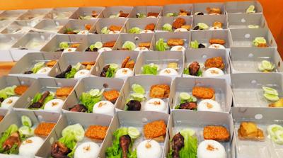 Catering Nasi Kotak di Jogja