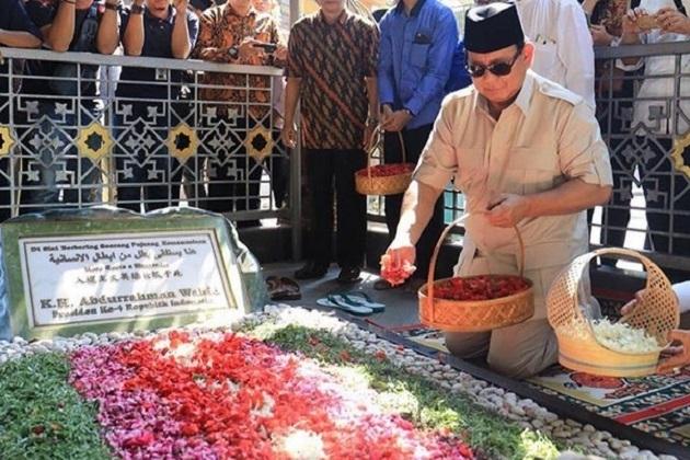 Partai Berkarya: Prabowo Gabungan Bung Karno dengan Pak Harto