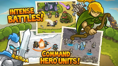 Download Kingdom Rush Mod Apk Unlimited Gems v3.0.3 Terbaru