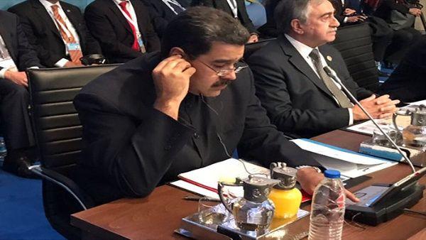 Presidente Maduro rechaza acciones extremistas de EE.UU. contra el pueblo palestino