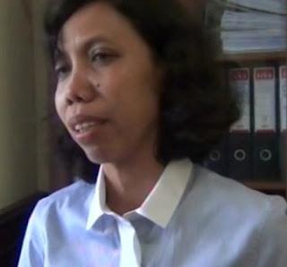 Kepala DPBT Surabaya, Maria Ekawati Rahayu