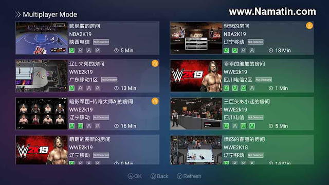 main multiplayer game ps3 android emulator