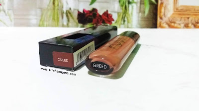 Posy Beauty Lip Cream Matte Halal Shade Greed