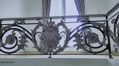 balkon meah untuk rumah klasik
