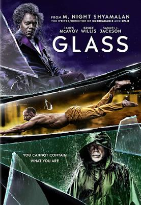 Glass [2019] [DVD R1] [Latino]