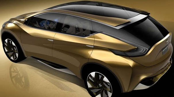 2019 Nissan Murano Exterior Concept