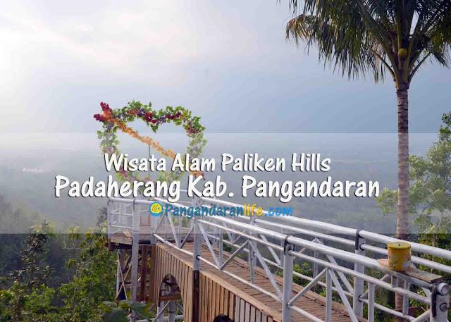objek wisata alam paliken hills